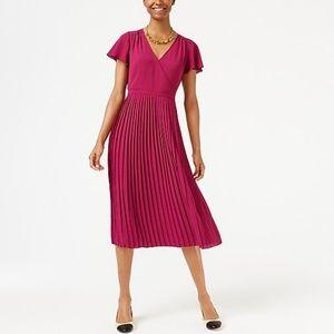 J.Crew Factory Midi Dress